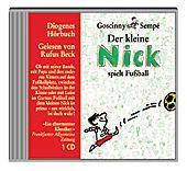 Der kleine Nick spielt Fußball, 1 Audio-CD, René Goscinny