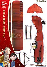 Der Kleine Prinz- Flugzeug des kleinen Prinzen - Produktdetailbild 1