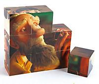Der Kleine Prinz- Großes Würfelpuzzle 9tlg. - Produktdetailbild 1