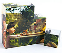 Der Kleine Prinz- Großes Würfelpuzzle 9tlg. - Produktdetailbild 2