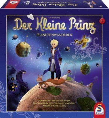 Der kleine Prinz (Kinderspiel), Planetenwanderer