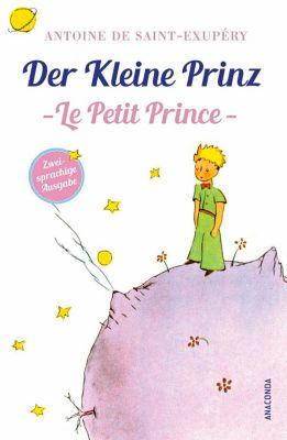 Der kleine Prinz / Le Petit Prince - Antoine de Saint-Exupéry |