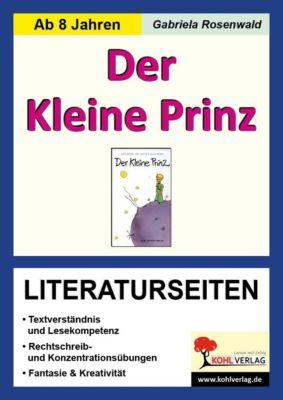 Der Kleine Prinz - Literaturseiten, Gabriela Rosenwald