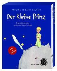 Der Kleine Prinz, m. Audio-CD - Antoine de Saint-Exupéry |