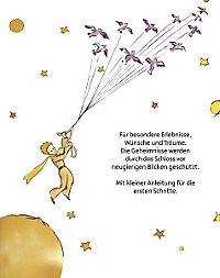 Der Kleine Prinz, Mein Tagebuch, m. Schloss - Produktdetailbild 1
