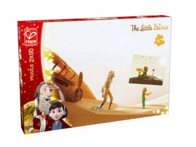 Der Kleine Prinz- Puzzle Triff den kleinen Prinzen 50tlg. x 2