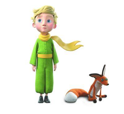 Der Kleine Prinz- Sammelfigur Der kleine Prinz