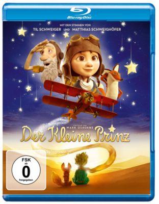 Der kleine Prinz Star Selection, Irena Brignull, Bob Persichetti