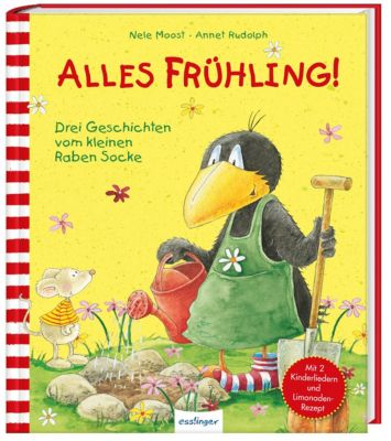 Der kleine Rabe Socke: Alles Frühling!, Nele Moost