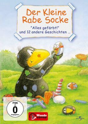 Der kleine Rabe Socke - Alles gefärbt!, Achim Kaps ( (Sprecher))