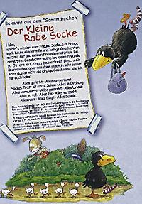 Der kleine Rabe Socke - Alles gefärbt! - Produktdetailbild 1