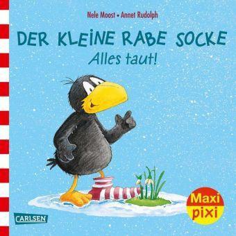 Der kleine Rabe Socke: Alles taut!, Nele Moost