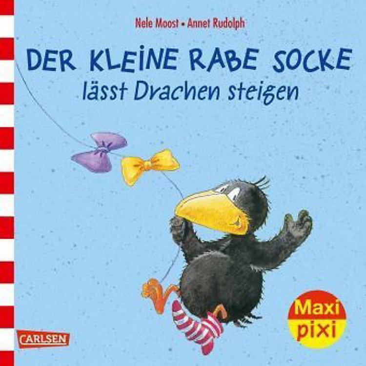 Der Kleine Rabe Socke Lässt Drachen Steigen Buch Weltbildde