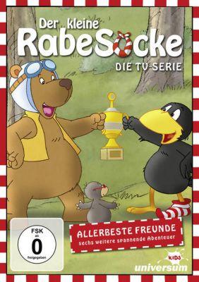 Der kleine Rabe Socke - TV-Serie DVD 9, Diverse Interpreten