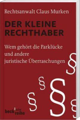 Der kleine Rechthaber, Claus Murken
