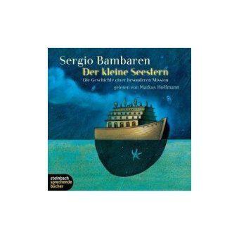 Der kleine Seestern, 1 Audio-CD, Sergio Bambaren
