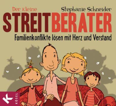 Der kleine Streitberater, Stephanie Schneider