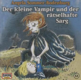 Der kleine Vampir Band 12: Der kleine Vampir und der rätselhafte Sarg (1 Audio-CD), Angela Sommer-Bodenburg