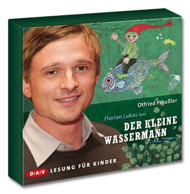 Der kleine Wassermann, Hörbuch, Otfried Preußler