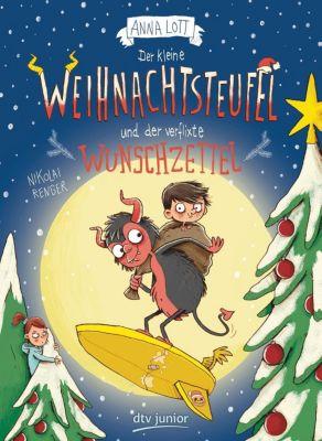 Der kleine Weihnachtsteufel und der verflixte Wunschzettel, Anna Lott