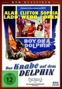 Der Knabe auf dem Delphin, Ivan Moffat, Dwight Taylor