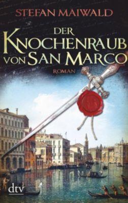 Der Knochenraub von San Marco, Stefan Maiwald