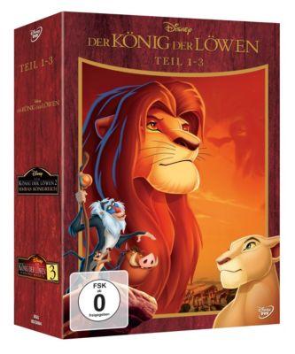 Der König der Löwen Trilogie