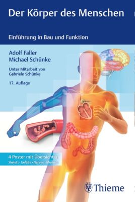 Der Körper des Menschen, Adolf Faller, Michael Schünke