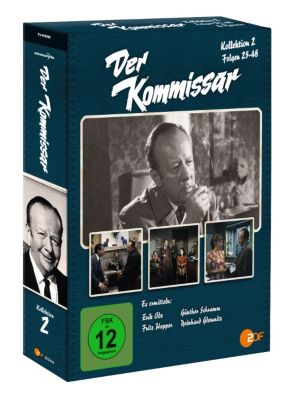 Der Kommissar - Kollektion 2, Herbert Reinecker