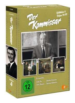Der Kommissar - Kollektion 4, Der Kommissar Collection 4