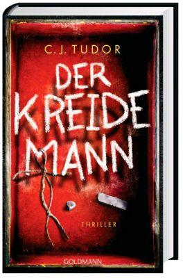 Der Kreidemann, C. J. Tudor