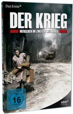 Der Krieg, Isabelle Clarke, Daniel Costelle, Jean-Louis Guillaud, Henri de Turenne