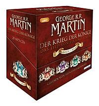 Der Krieg der Könige, 20 MP3-CDs - Produktdetailbild 2