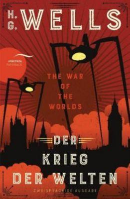 Der Krieg der Welten / The War of the Worlds, H. G. Wells