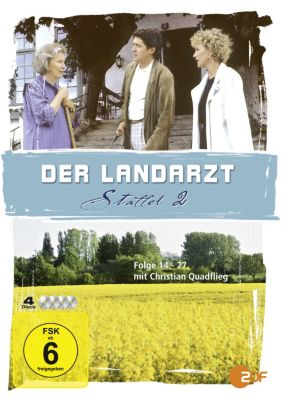 Der Landarzt - Staffel 2, Mites van Oepen, Jochen Hauser, Bernd Schirmer, Maike von Haas, Herbert Lichtenfeld