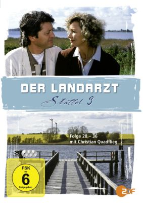 Der Landarzt - Staffel 3, Mites van Oepen, Jochen Hauser, Bernd Schirmer, Maike von Haas, Herbert Lichtenfeld