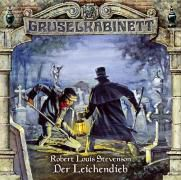 Der Leichendieb, Audio-CD, Robert Louis Stevenson