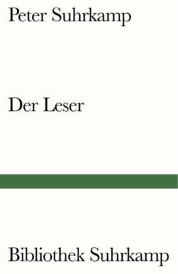Der Leser, Peter Suhrkamp