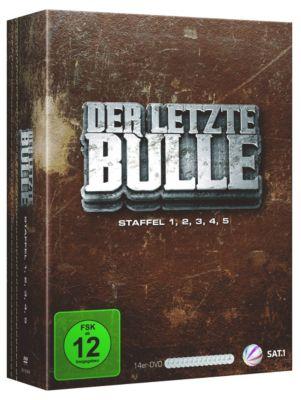 Der letzte Bulle - Staffel 1 - 5, Henning Baum
