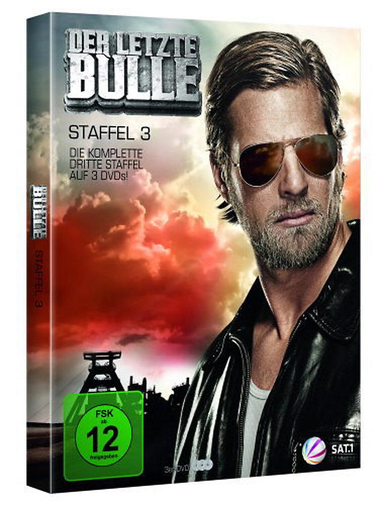 Der Letzte Bulle Staffel 3 Dvd Bei Weltbildde Bestellen