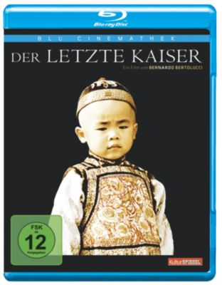 Der letzte Kaiser - Blu Cinemathek, Mark Peploe, Bernardo Bertolucci, Henry Pu-yi, Aisin-Gioro Pu Yi