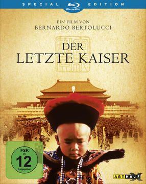 Der letzte Kaiser Special Edition, Mark Peploe, Bernardo Bertolucci, Henry Pu-yi, Aisin-Gioro Pu Yi