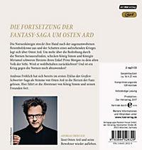 Der letzte König von Osten Ard - Die Hexenholzkrone, 2 MP3-CDs - Produktdetailbild 1
