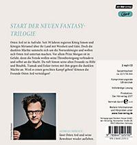 Der letzte König von Osten Ard, Die Hexenholzkrone, 3 MP3-CDs - Produktdetailbild 1