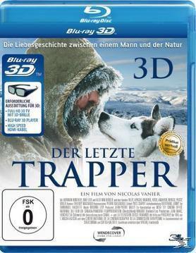 Der letzte Trapper - 3D-Version, Nicolas Vanier