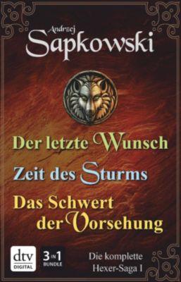 Der letzte Wunsch - Zeit des Sturms - Das Schwert der Vorsehung, Andrzej Sapkowski