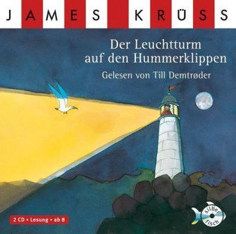 Der Leuchtturm auf den Hummerklippen, 2 Audio-CDs, James Krüss