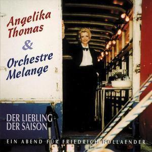 Der Liebling Der Saison, Angelika Thomas