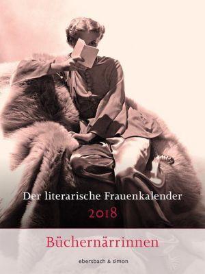 Der literarische Frauenkalender 2018