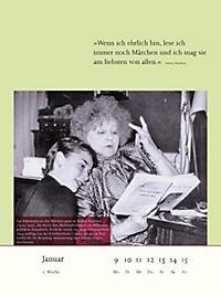 Der literarische Frauenkalender 2018 - Produktdetailbild 1